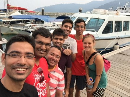 Going to snorkeling